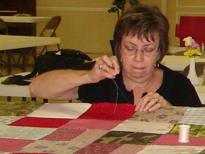 Help Museum Make Quilt for Charity