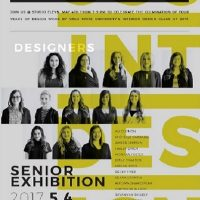 Interior Design Senior Exhibition