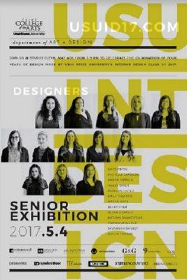 Interior Design Senior Exhibition