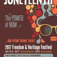 Juneteenth Freedom and Heritage Festival