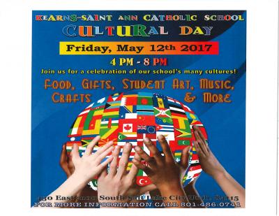 Kearns St. Ann Cultural Fair