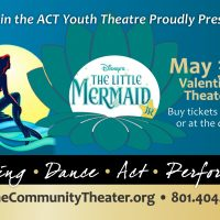 "Kids in the ACT Youth Theater Presents: ""Disney's The Little Mermaid Jr."""