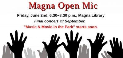 Magna Open Mic