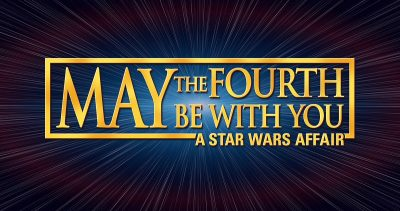 May The Fourth Be With You: A Star Wars Affair