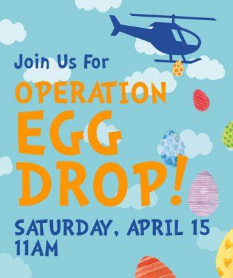Operation Easter Egg Drop