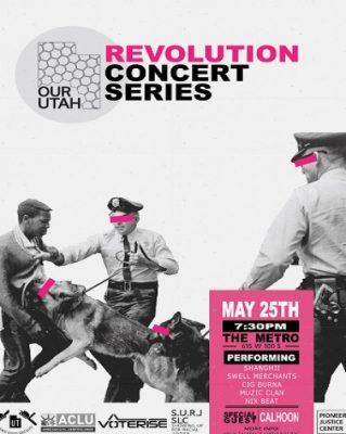 Our Utah: Revolution Concert Series