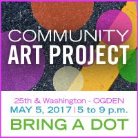 Polkadot Project : Community Art Installation