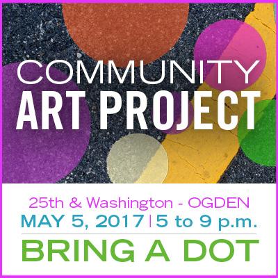 Polkadot Project : Community Art Installation