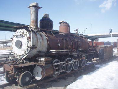 Presentation: Restoring the D&RGW #223 Steam Locom...