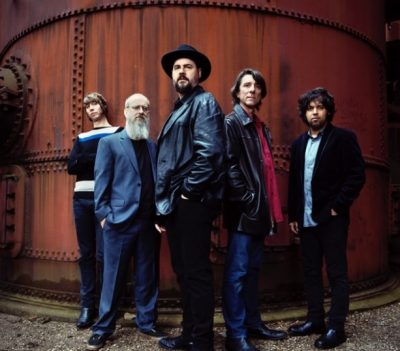 Red Butte Garden Outdoor Concert Series: Drive-by Truckers with Asleep at the Wheel