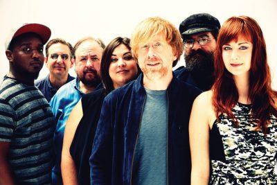 Red Butte Garden Outdoor Concert Series: Trey Anastasio Band - Paper Wheels Tour