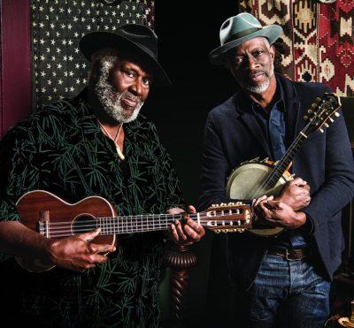 Red Butte Outdoor Concert Series: TajMo - The Taj Mahal and Keb' Mo' Band