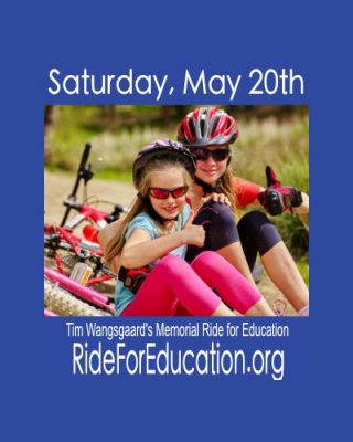 Ride for Education (Bicycle)