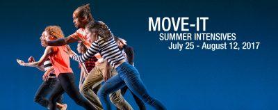 Ririe-Woodbury Summer Intensives Professional Workshop