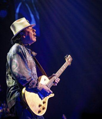 Santana - Transmogrify Tour