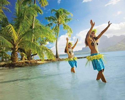 Tahitian Dance for Beginners - Everyone Welcome!