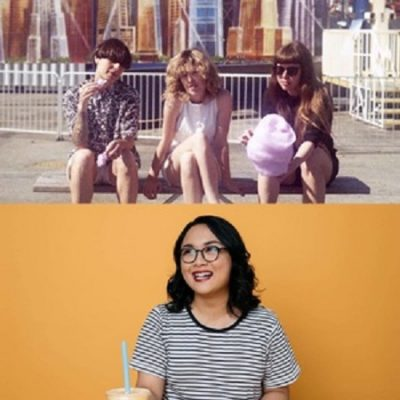 The Courtneys and Jay Som