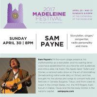 The Madeleine Festival: Sam Payne