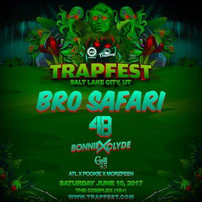 Trapfest SLC 2017