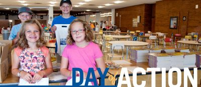 United Way Day of Action!
