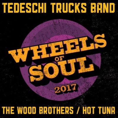 Wheels of Soul 2017 Summer Tour - Tedeschi Trucks Band