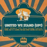 5th Annual United We Stand (Up!)