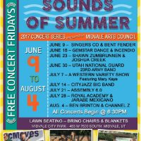 Sounds of Summer Concert Series