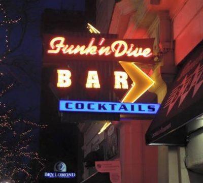Funk 'n Dive Bar