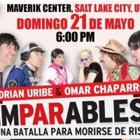 Imparables: Adrian Uribe & Omar Chaparro