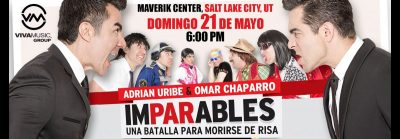 Imparables: Adrian Uribe & Omar Chaparro