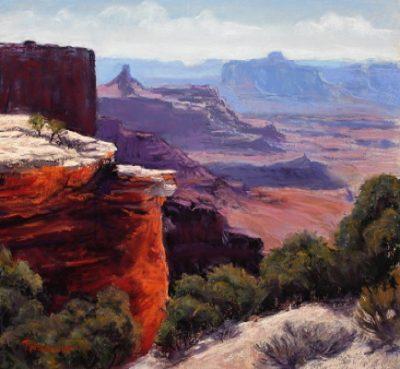 'Lyrical Landscapes' Art Exhibition