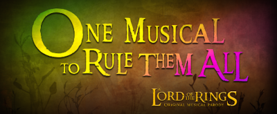 The Lord of the Rings Musical Parody: One Musical to Rule Them All