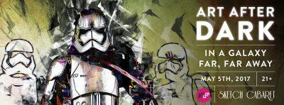 Art After Dark: In A Galaxy Far Far Away