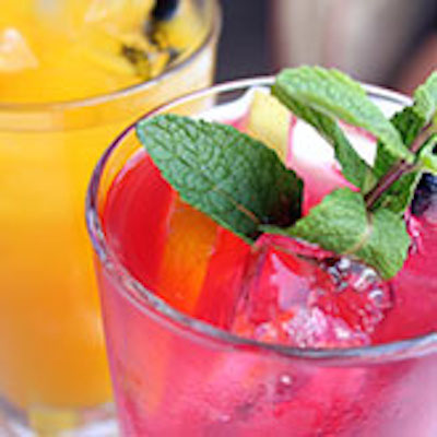 NightLife: Garden Mocktails