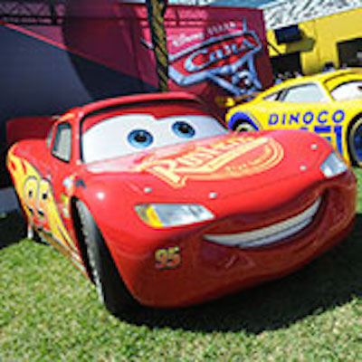 Cars 3 - Road to the Races
