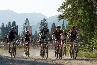Midweek Mountain Bike Race Series
