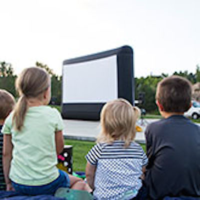 outdoor movie series presented by thanksgiving point
