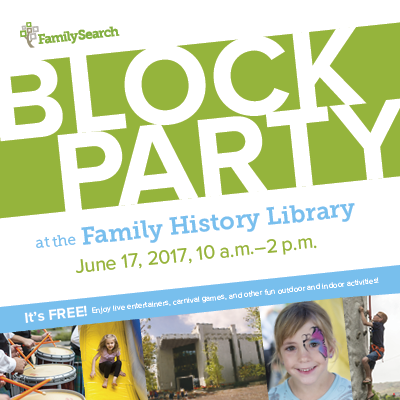 3rd Annual Block Party