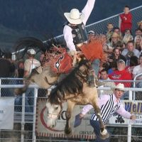 Oakley 83rd Annual PRCA Rodeo