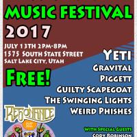 Bearfoot Music Festival