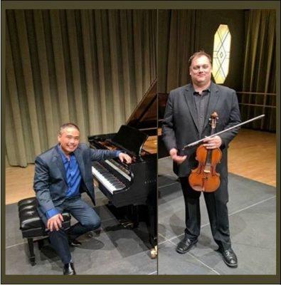 Bonham-Verzosa Viola-Piano Duo