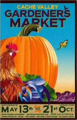 Cache Valley Gardener's Market