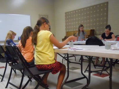 Children's Summer Art Workshop