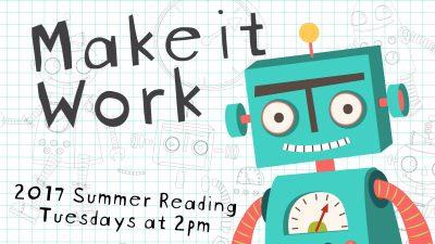 Children's Summer Reading 2017