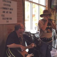 Concert: Smith and Wiley Blues Duo