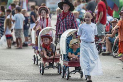 Dixie Celebration Parade