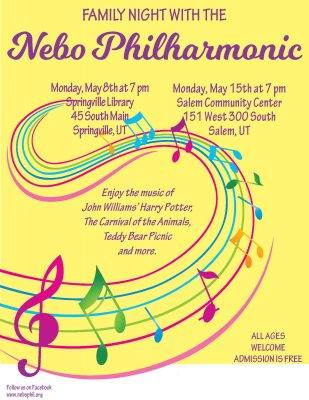 Family Night with the Nebo Philharmonic