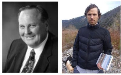 Folklore to History- Dr. Leo Lyman and Jedediah Rogers