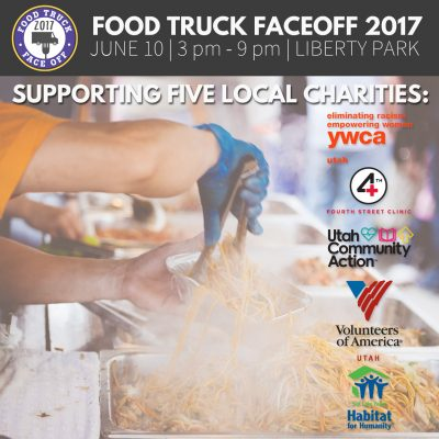 Food Truck Face Off for Charity