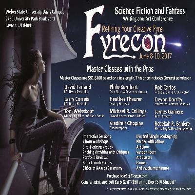 Fyrecon Sci-Fi Fantasy Conference